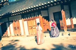 Changgyeonggung Palace_Hanbok