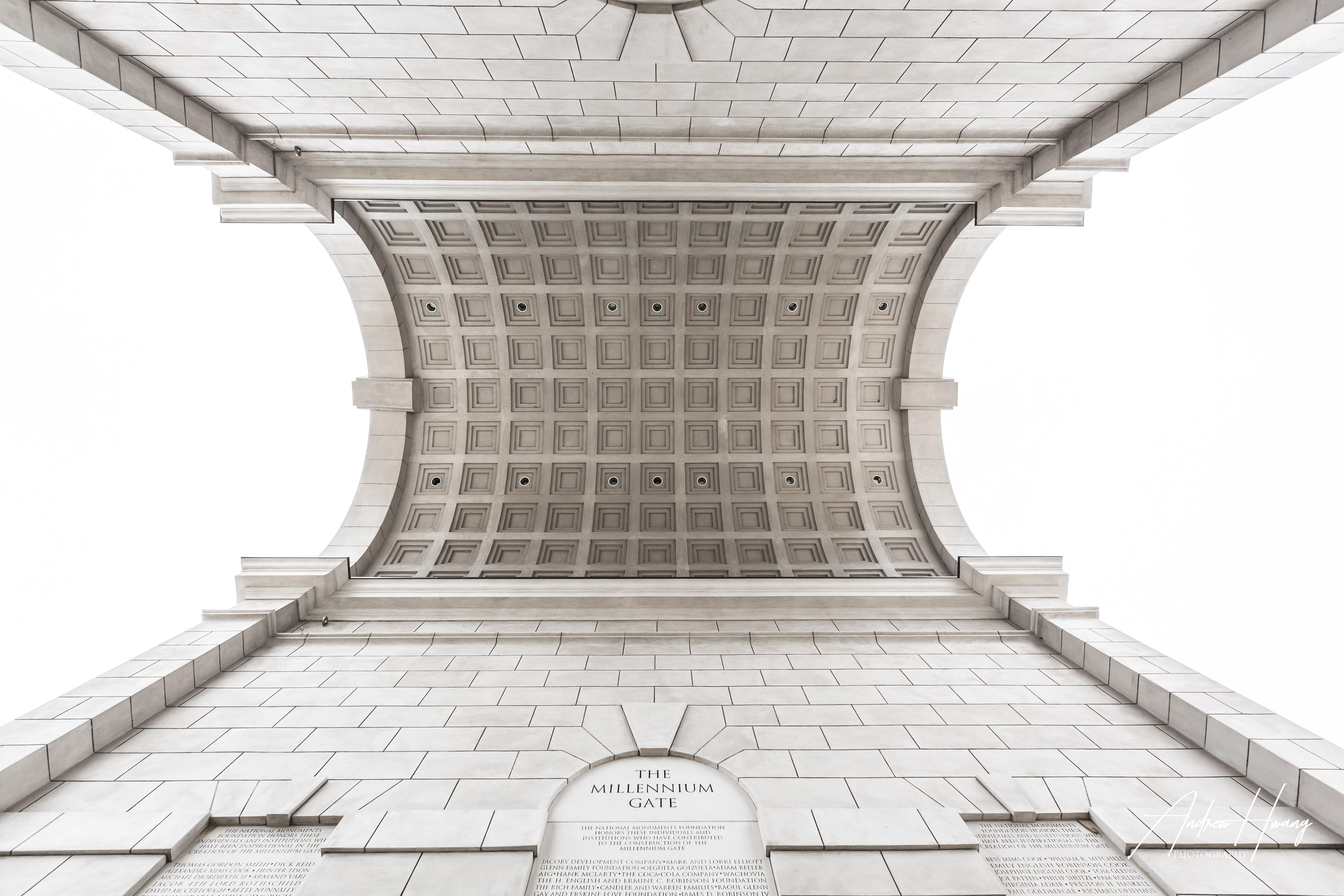 Atlanta - Millennium Gate Arch Perspecti