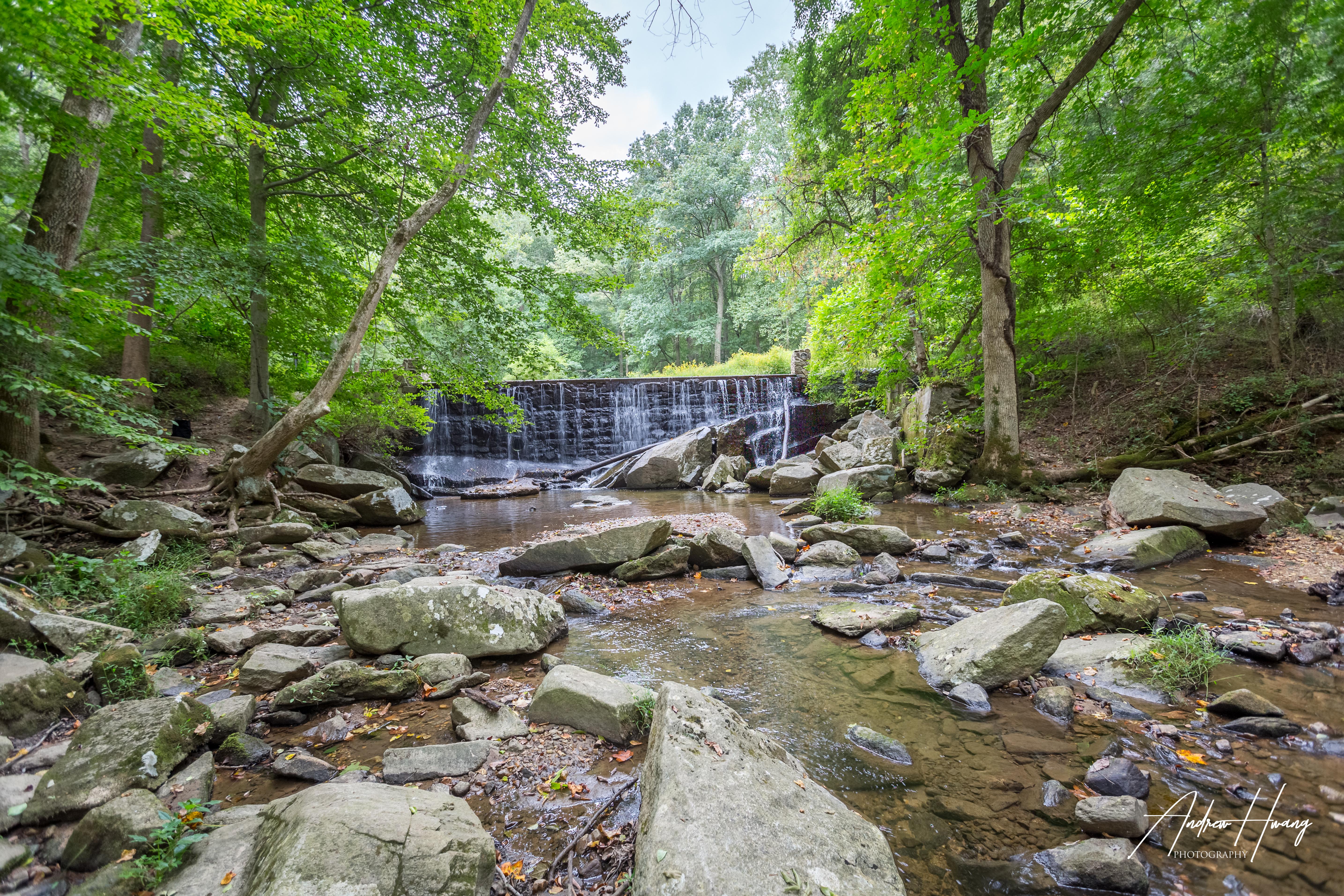 Susquehanna State Park Falls