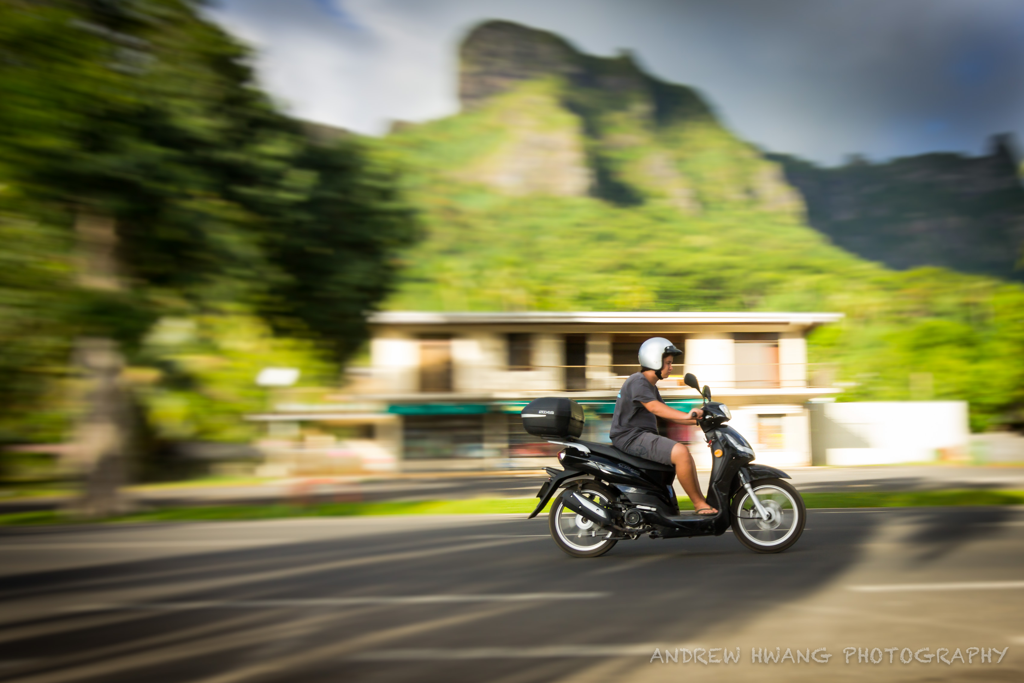 Pao Pao Town Ride By