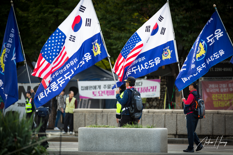 USA and S. Korea United