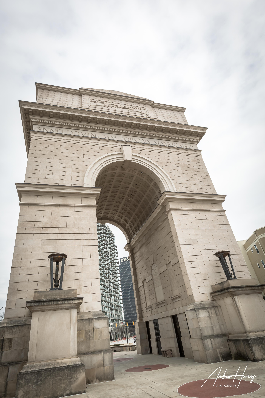 Atlanta - Millennium Gate