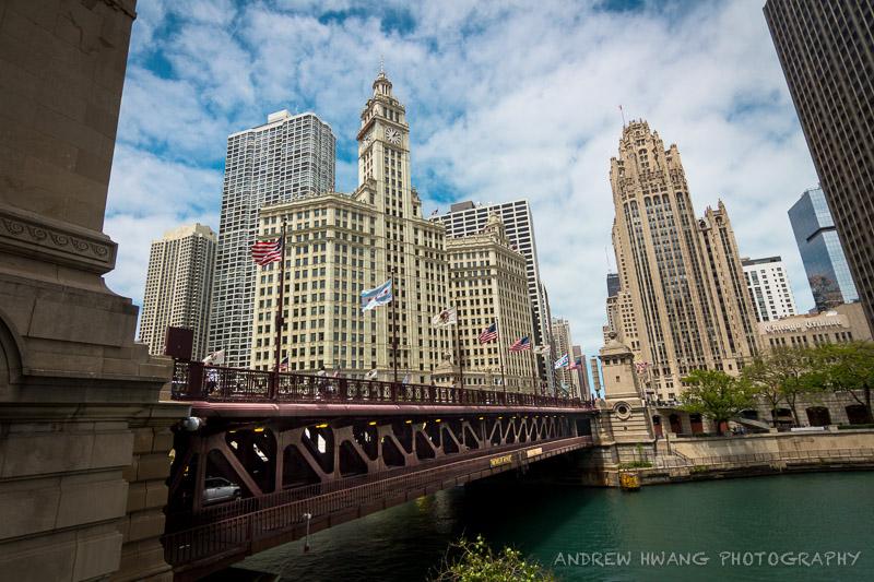 Chicago Skyline 3