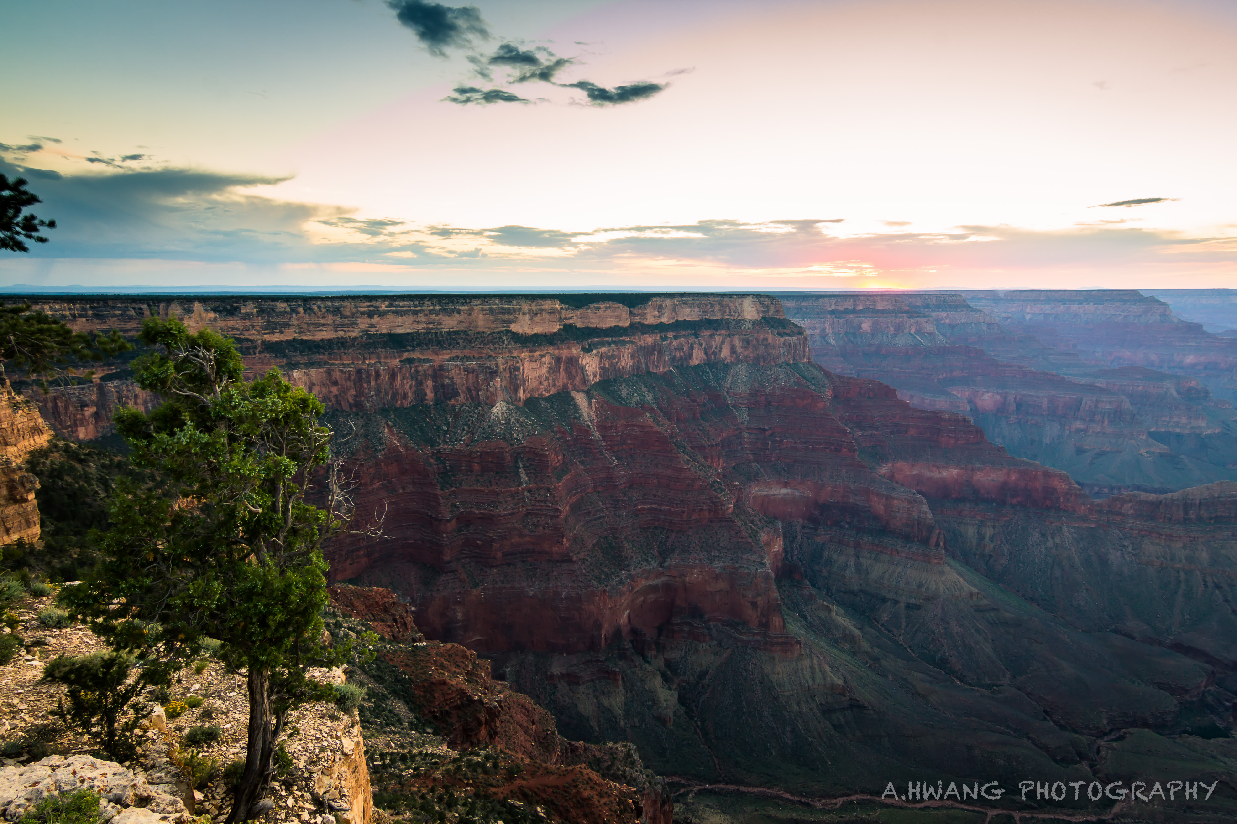 Grand Canyon Golden Hour