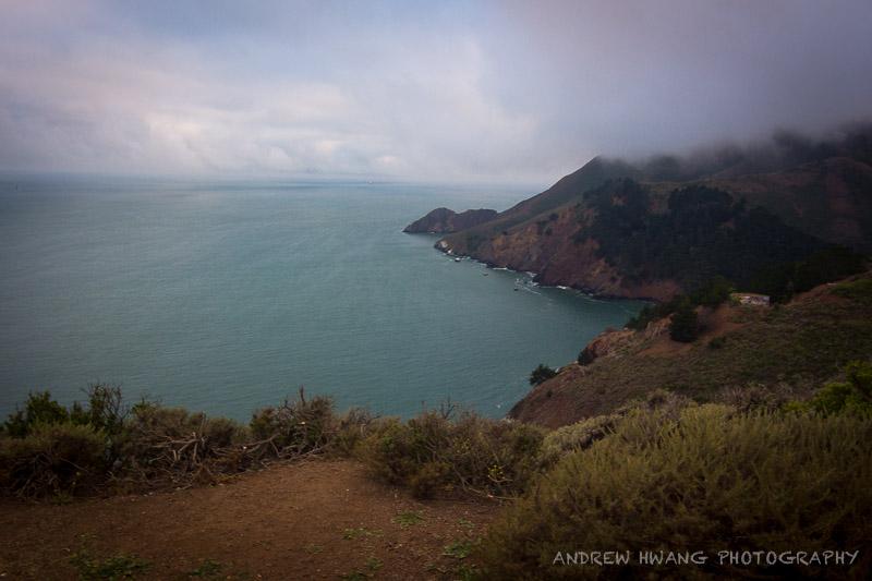 Golden Gate Vantage Point