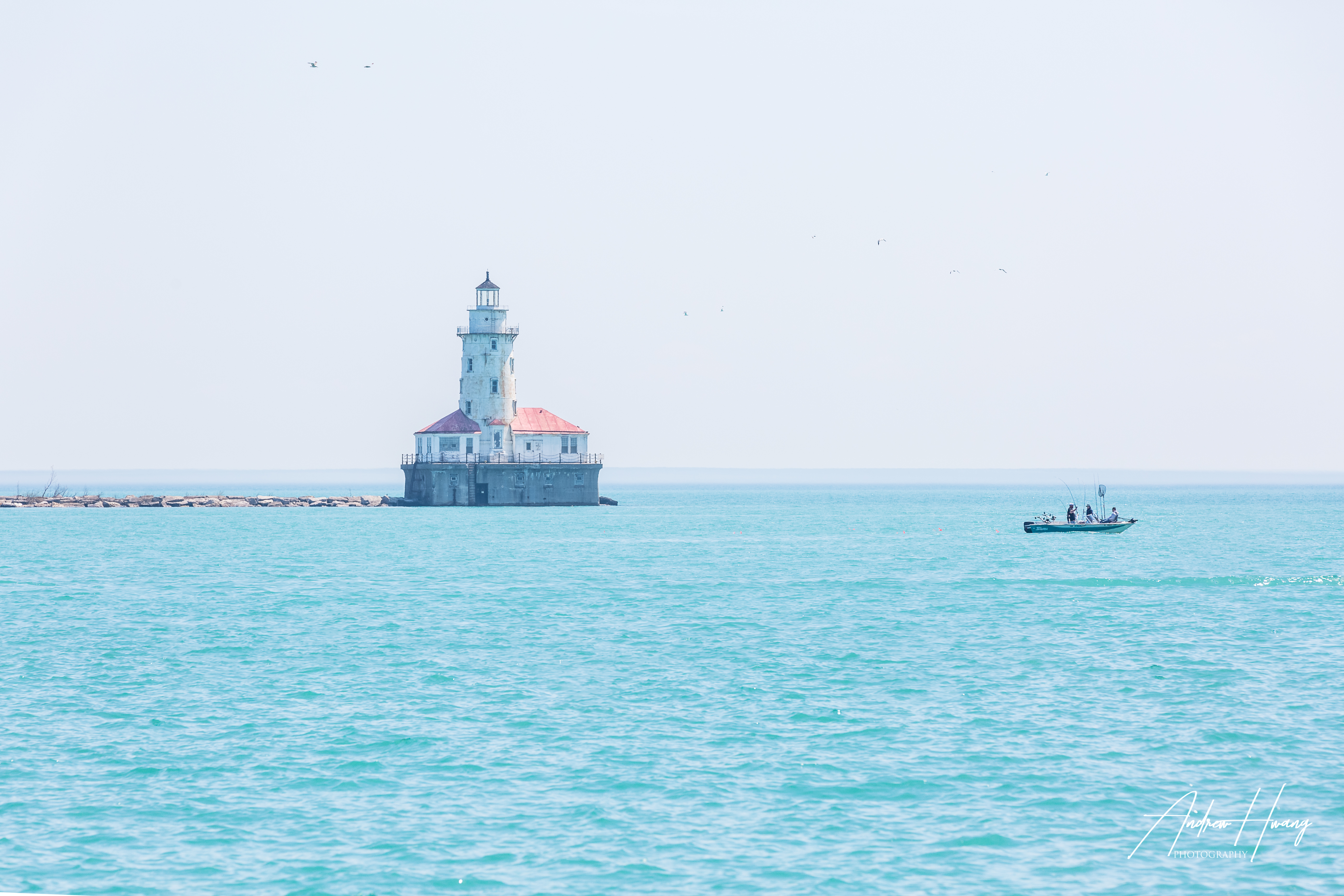 Lighthouse Chicago Navy Pier