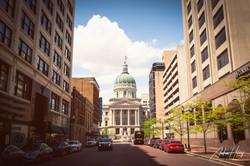 Indianapolis Capital Budilding