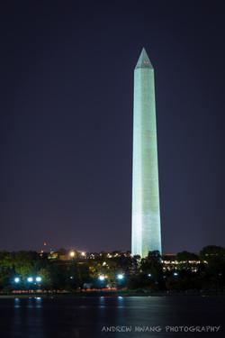 Washington Monument Night Shot