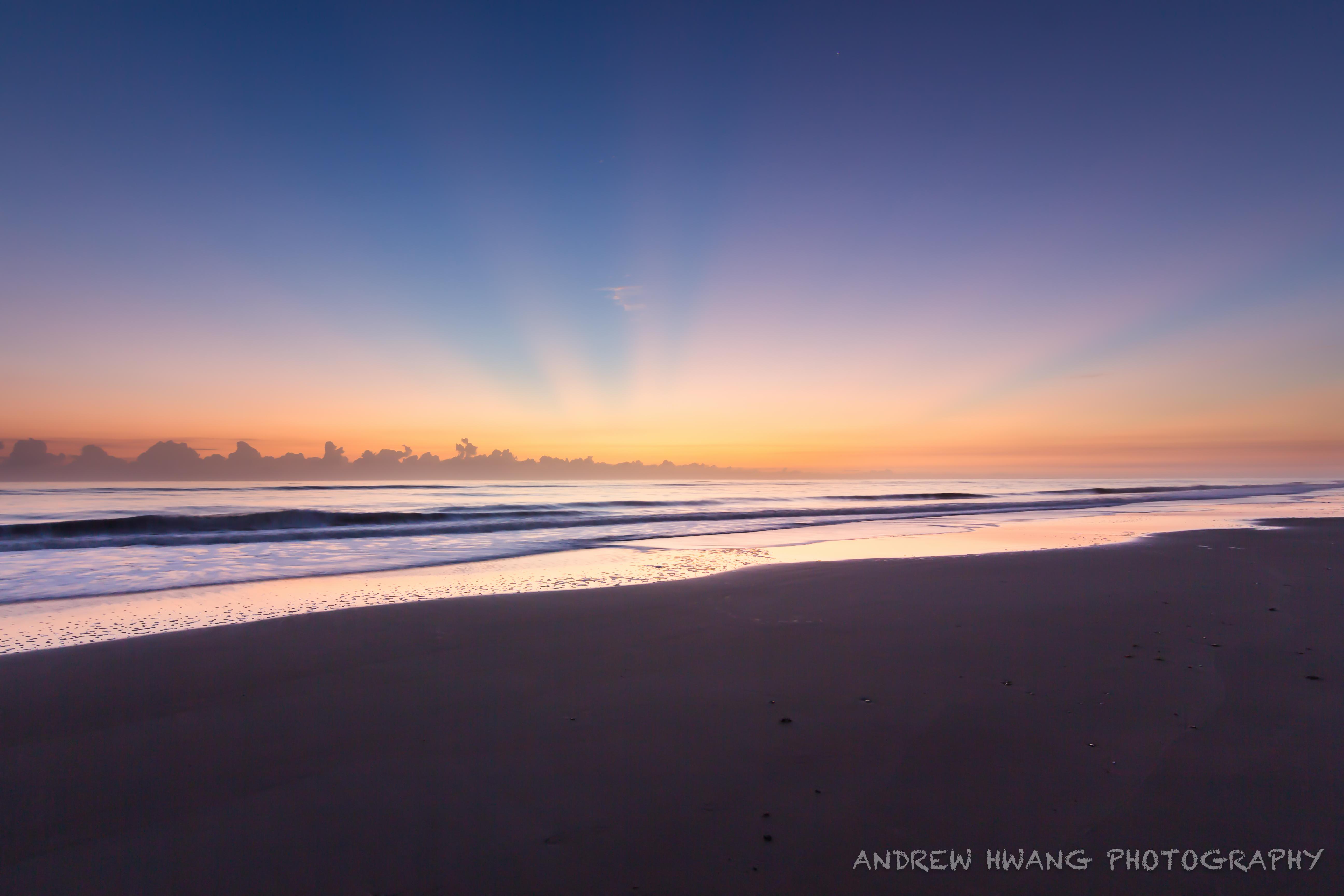 Melbourne Fl Morning Sunburst