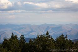 Clingmans Dome Smoky Mountains 3