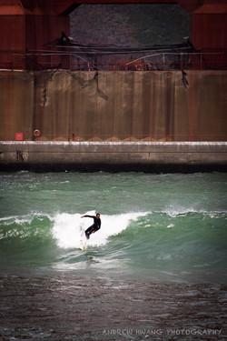 Golden Gate Surfing