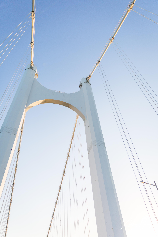 Gwangandawgyo Bridge Busan Korea