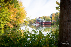 Roger Williams Park Paddle Boat House