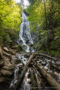 Mingo Falls Smoky Mountains 6