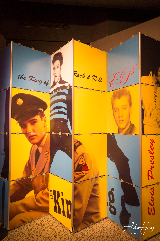 Rock and Roll HoF Elvis Blocks