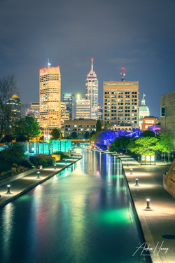 Central Canal Indianapolis In