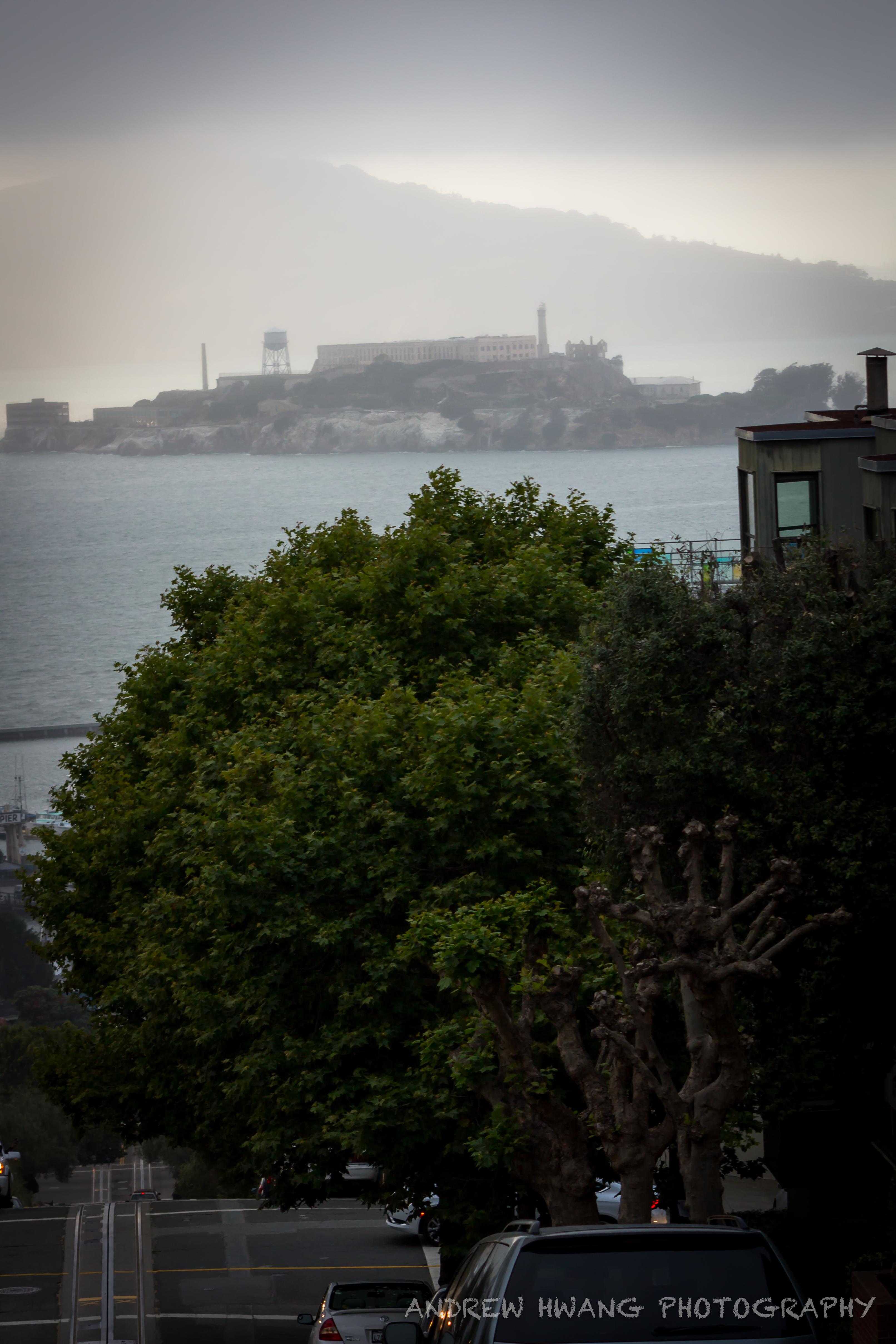 Alcatraz View 2
