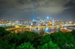 Pittsburgh Mt Washington Overlook
