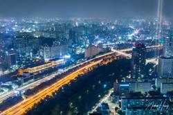 65th Floor Seoul Night Shot