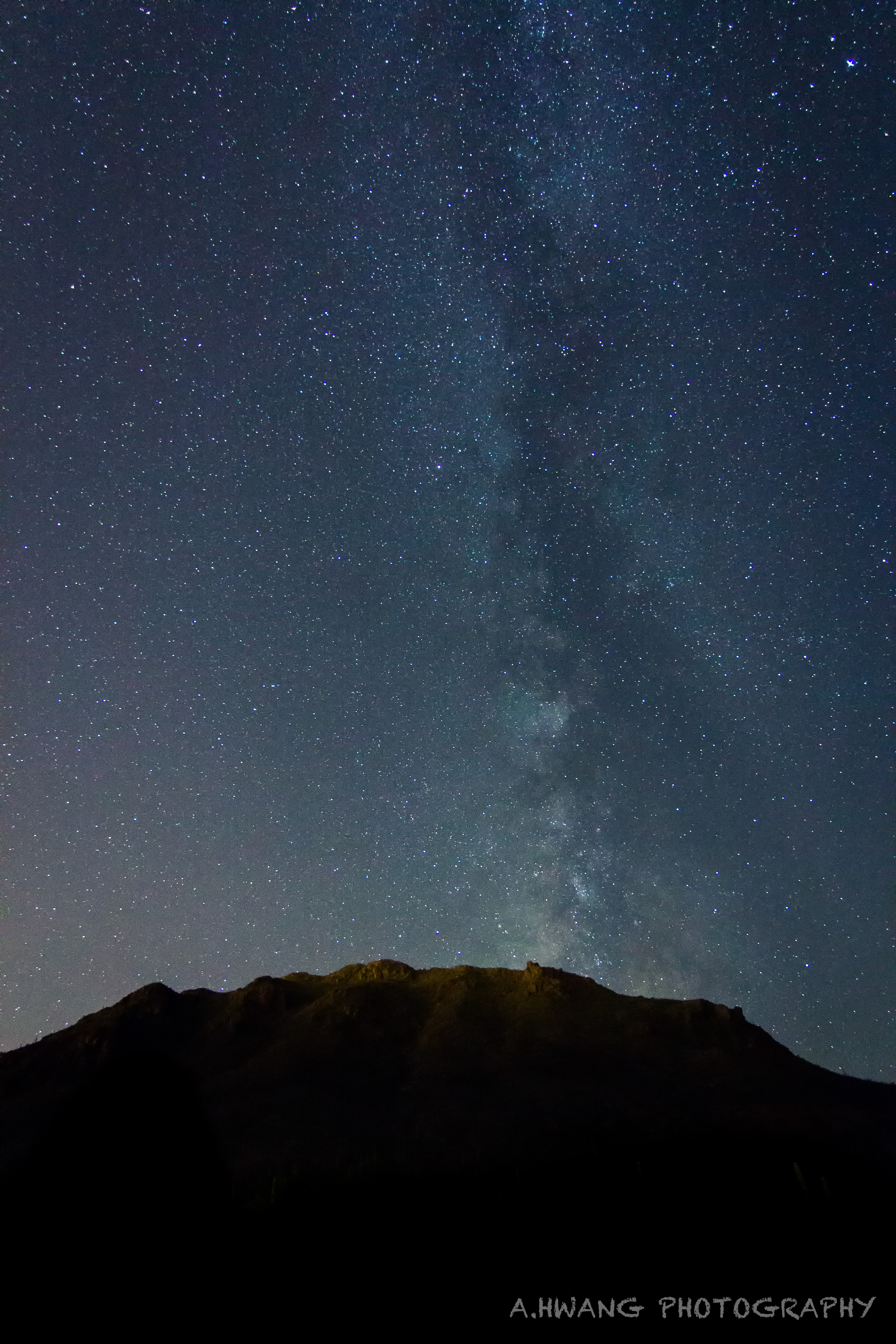 Gates Pass Milky Way 3