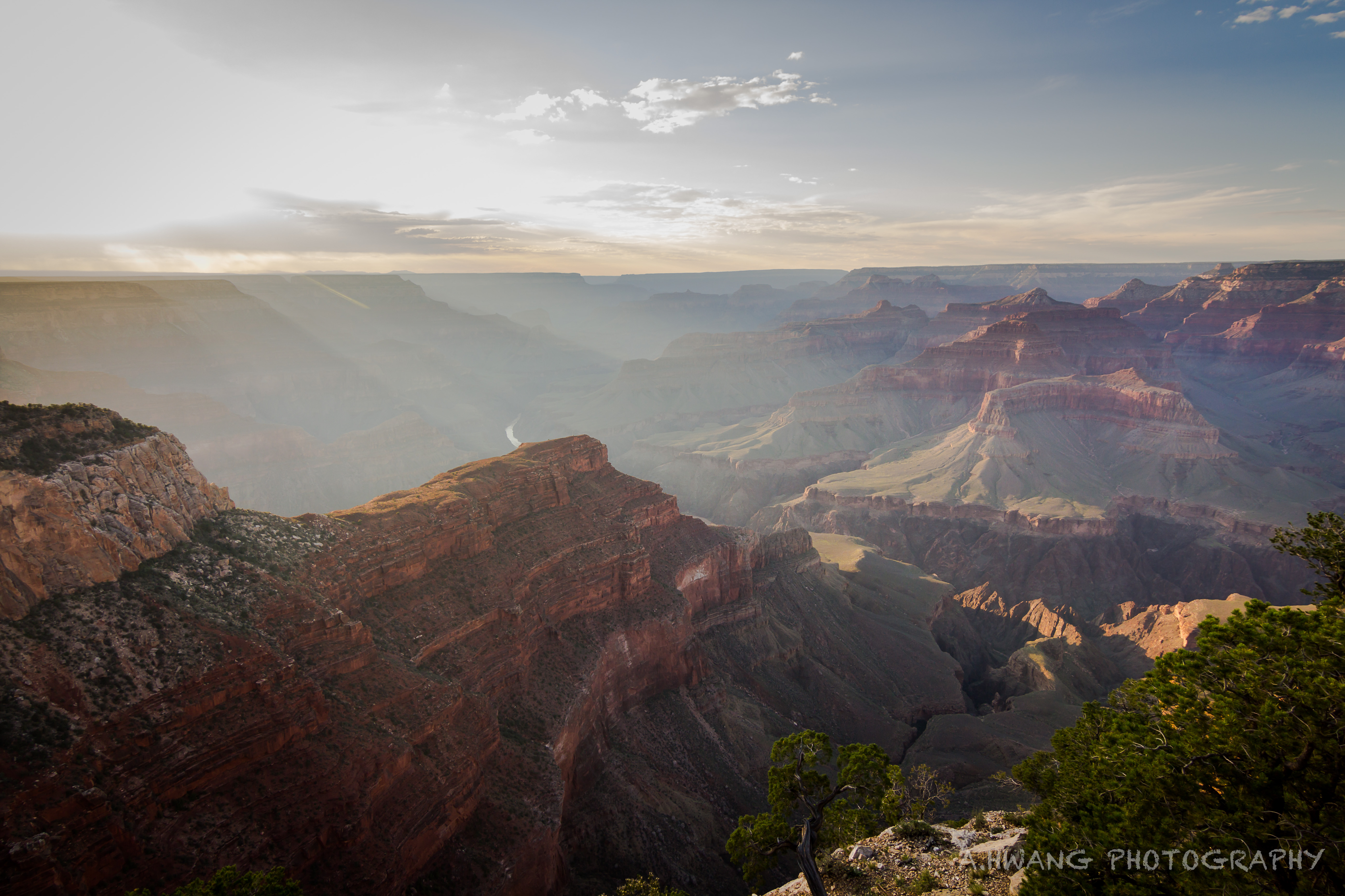 Grand Canyon Golden Hour 4