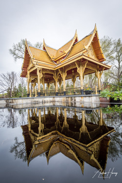 Olbrich Botanical Gardens - Thai Pavilio