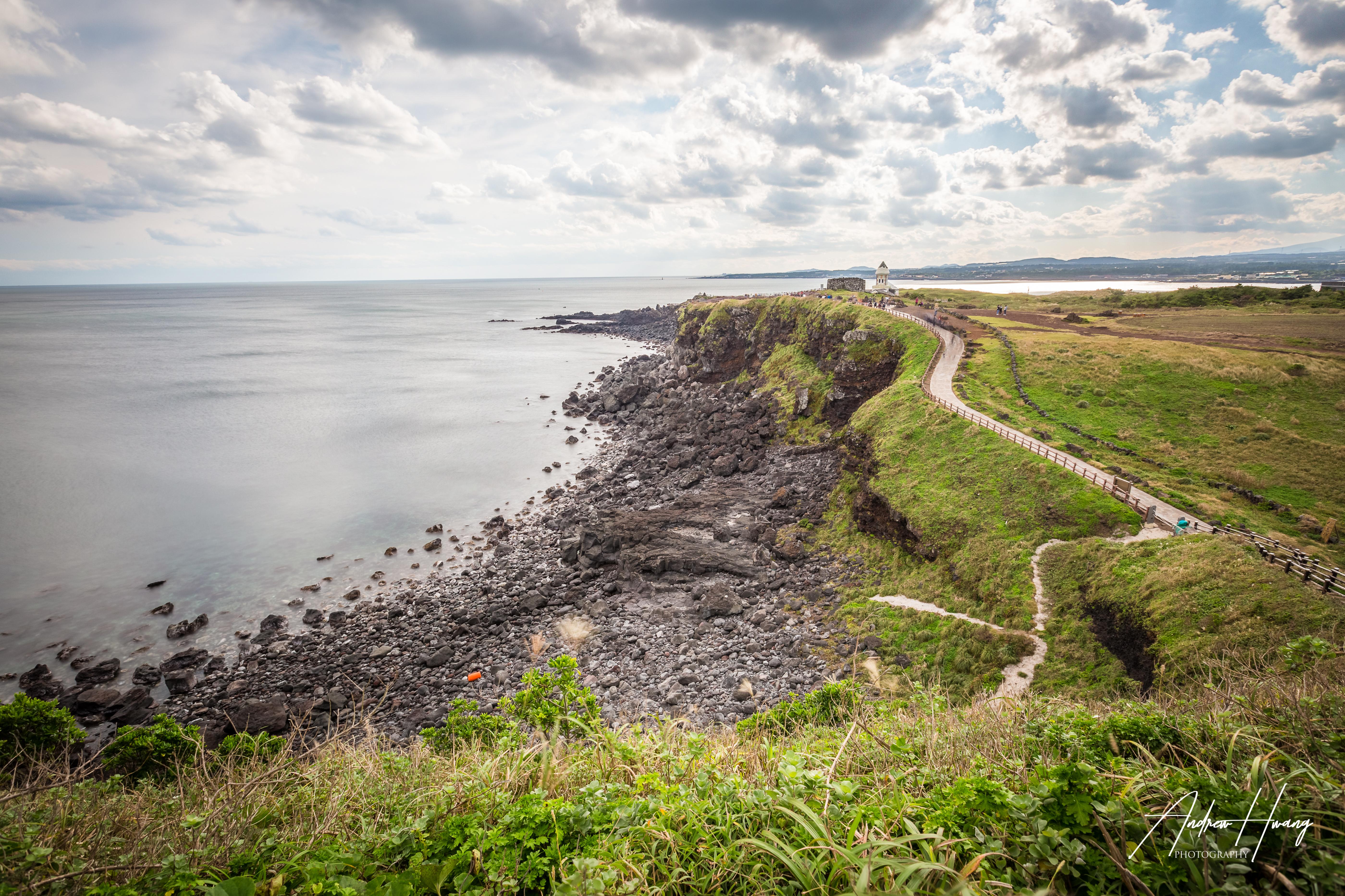Jeju Cliff Walk