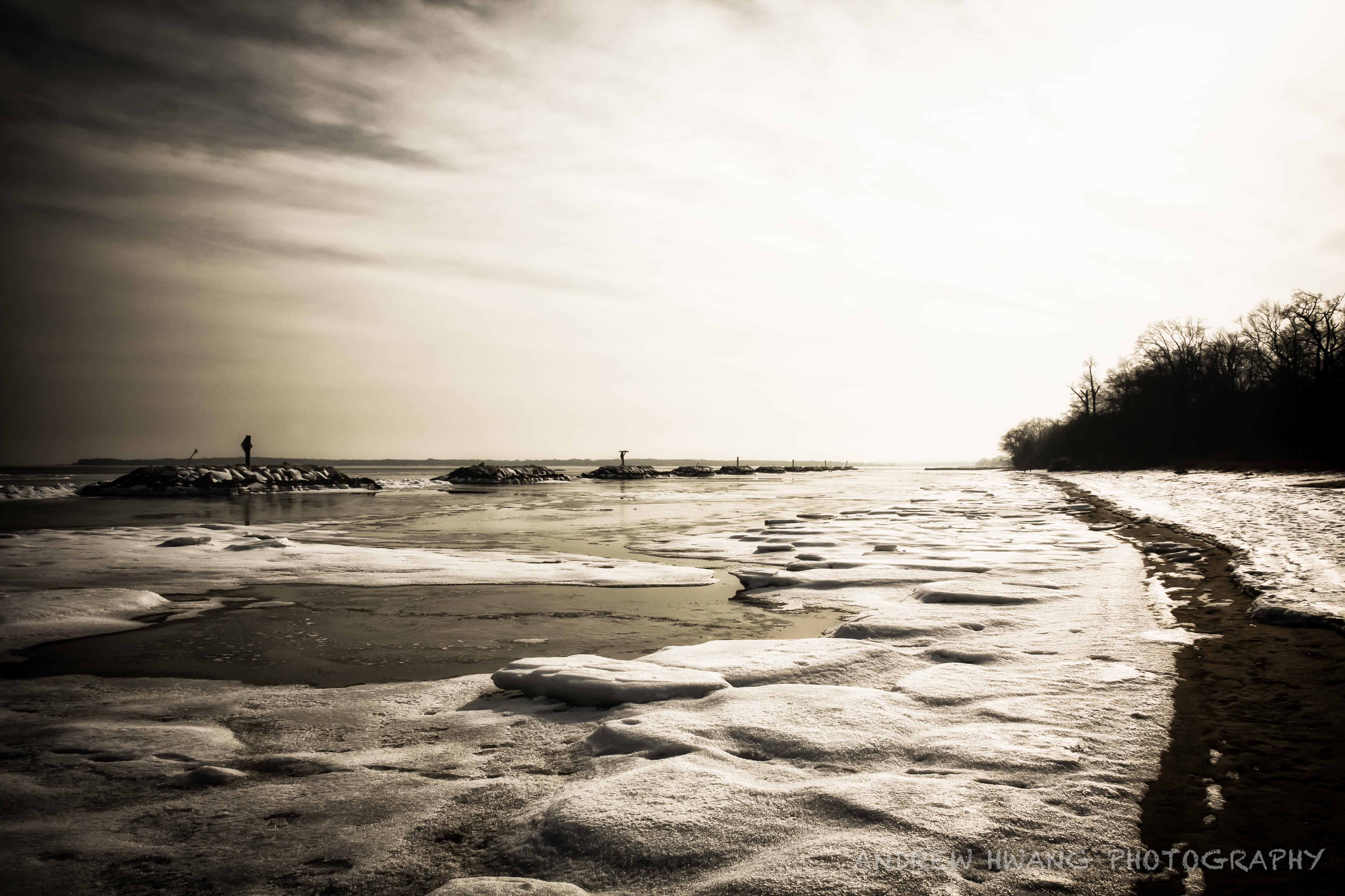 Triton Beach Winter