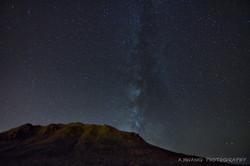 Gates Pass Az Milky Way