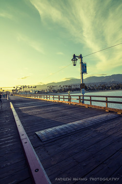 Santa Barbara Pier 3