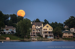 Supermoon Selby on the Bay