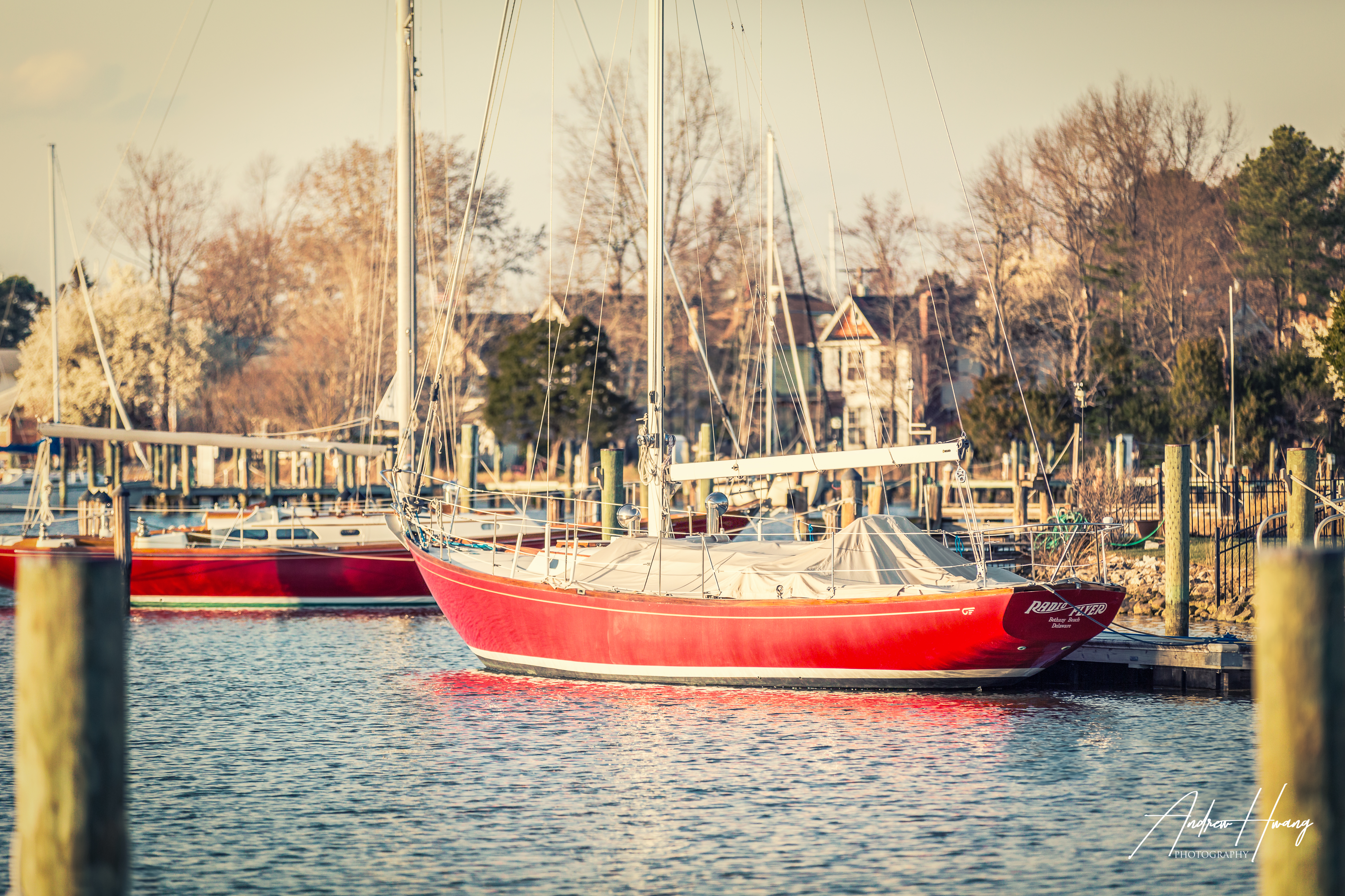 Oxford MD Radio Flyer Sail Boat