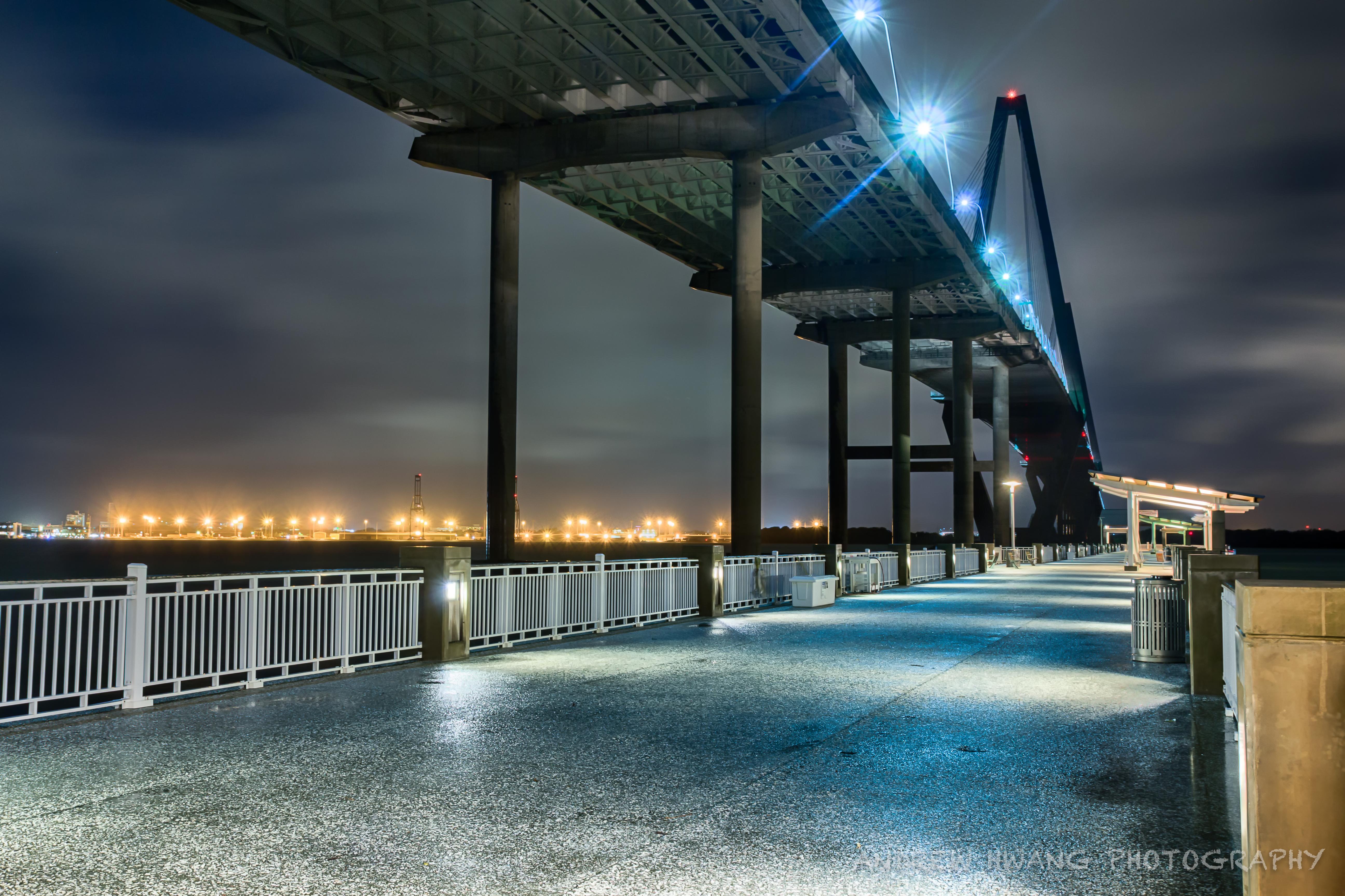 Arthur Revenal  Bridge Night Shot 4