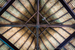 Ceiling of Bungalow