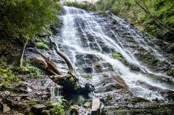 Mingo Falls Smoky Mountains 4