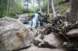 Laurel Falls Smoky Mountains 4