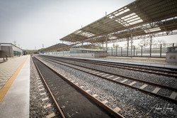 Dorasan Station Empty DMZ