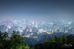 Seoul Night Shot