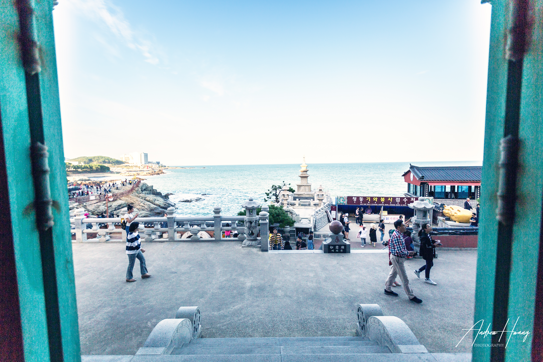 Ocean View_Hae Dong Yong Gung Temple