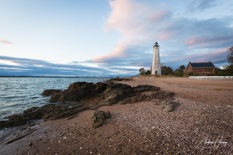 5 Mile Lighthouse Dusk