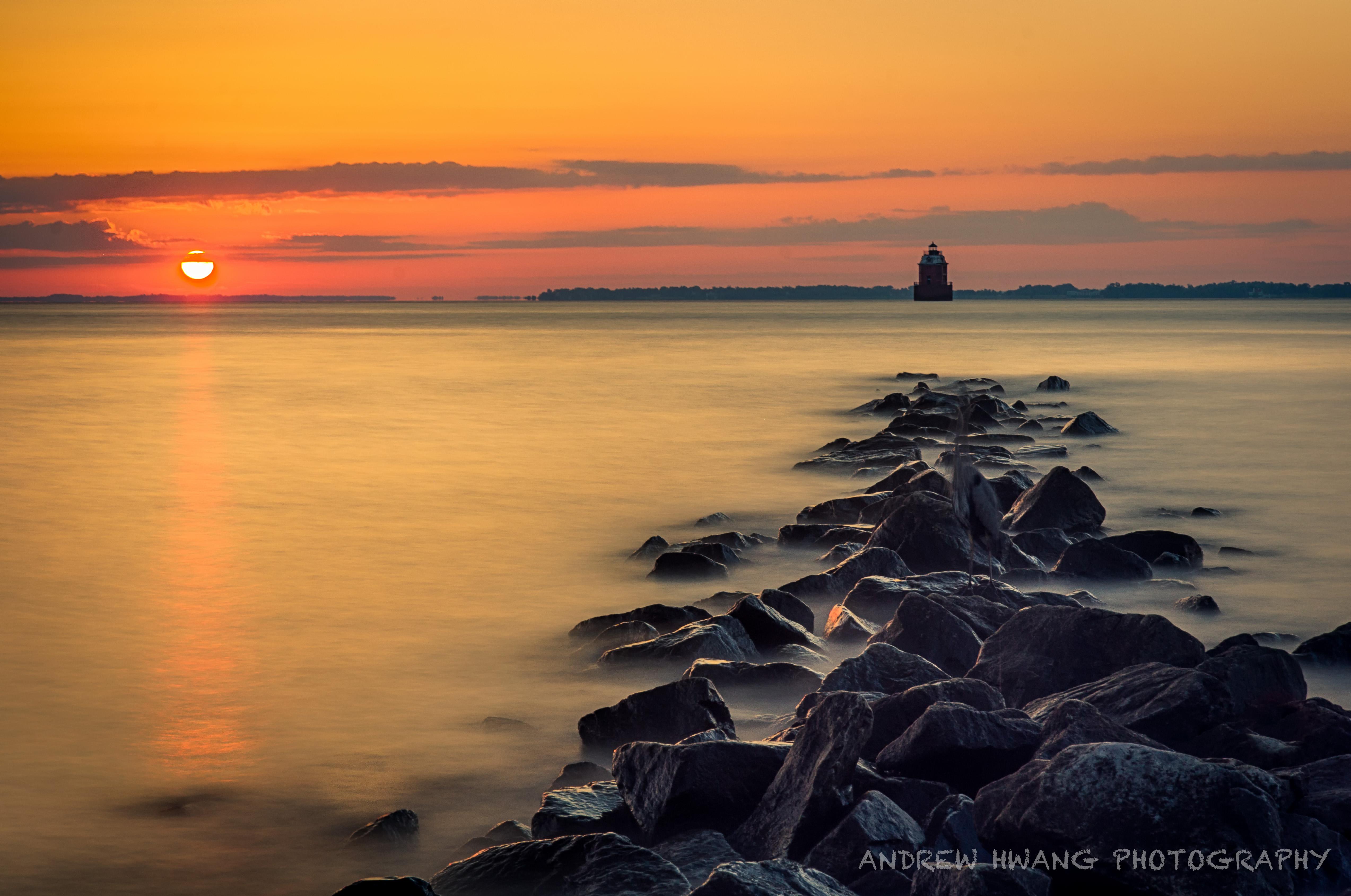 Sandy Point Sunrise 2