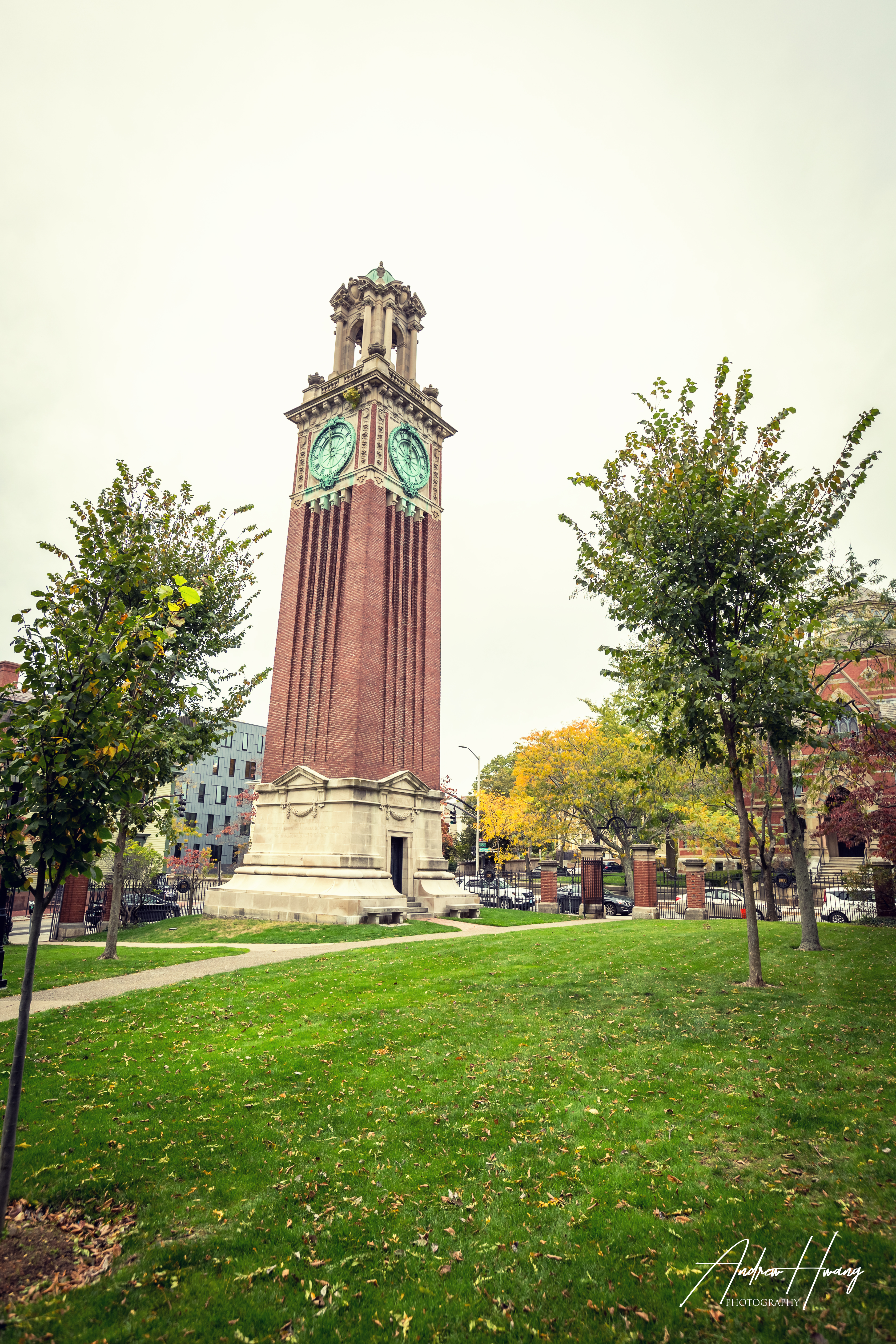 Brown University Clock Tower