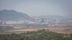 North Korea Peace City (Fake)
