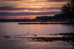Lake Onieda Syracuse Sunset_3