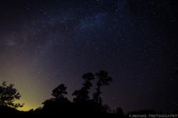 Mt Lemmon Skarry Night