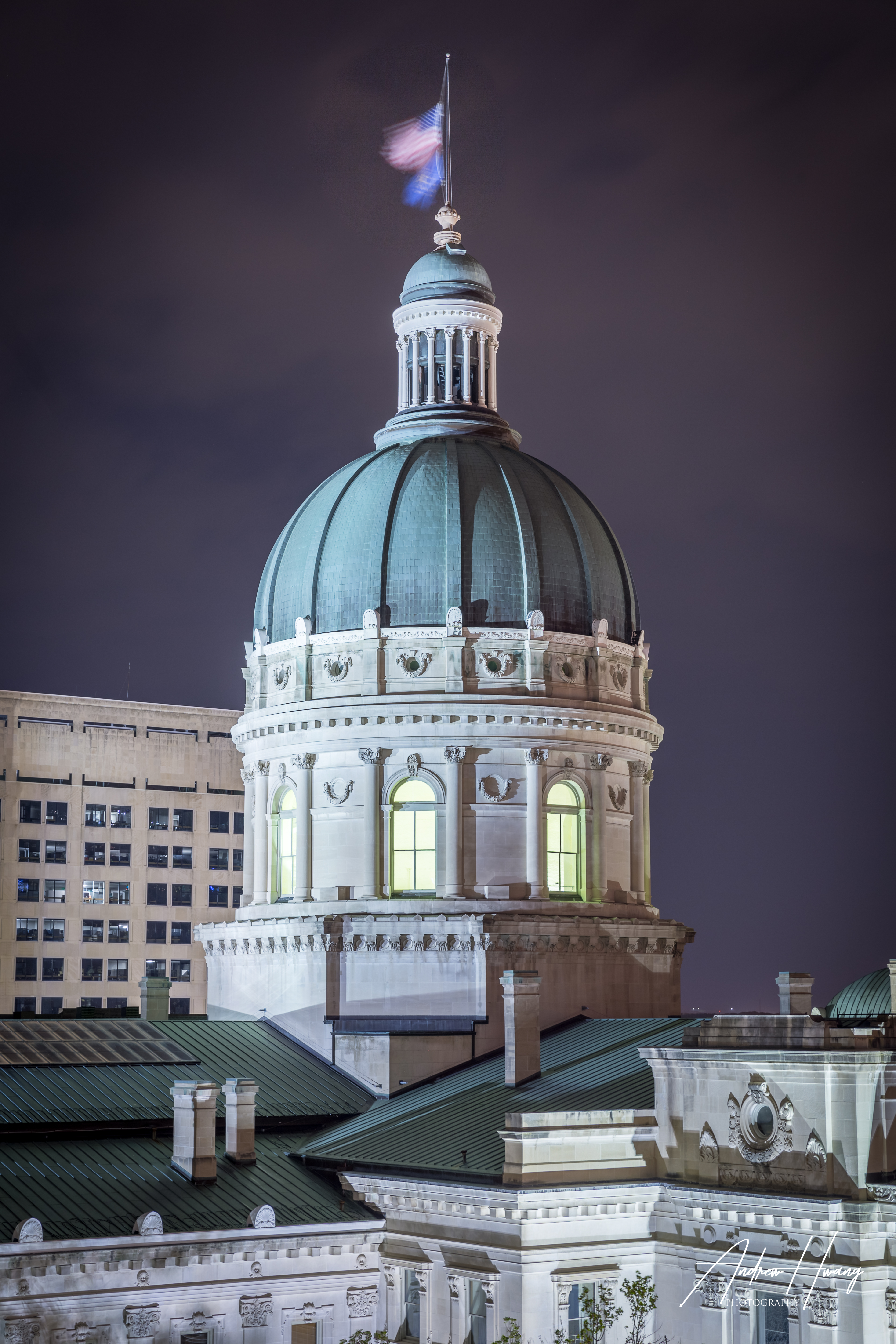 Indianapolis Capital Dome