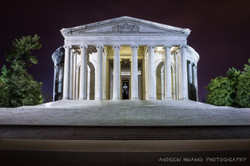 Thomas Jefferson Memorial Night Shot 2