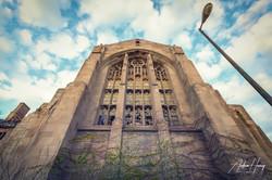City Methodist Church Abandon_Exterior
