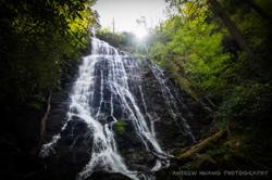 Mingo Falls Smoky Mountains 5