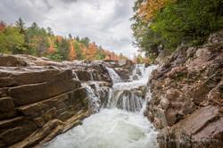 Rocky Gorge Waterfall